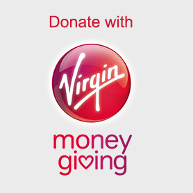 Donate with Virgin Money Giving