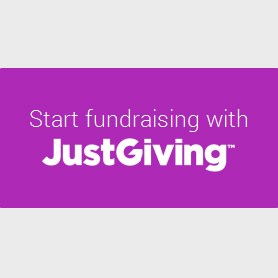 Fundraise with JustGiving